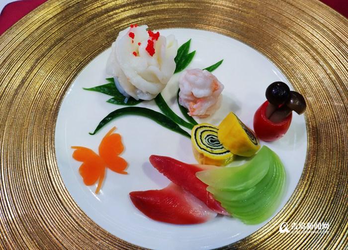 秀色可餐!看中日韩泰四国厨王做出啥大餐(组图)