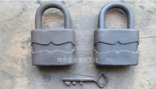 里院文化博物馆诉说万国锁(中)