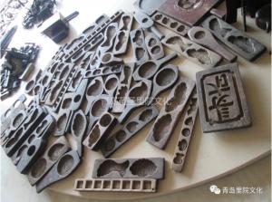 里院文化博物馆诉说青岛胶东卡花(中)