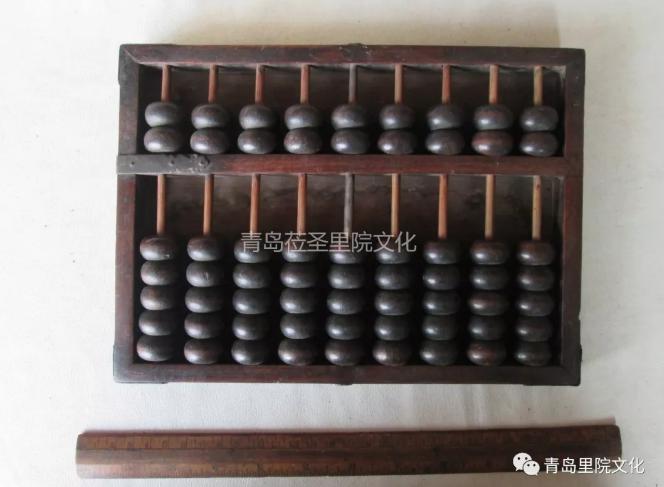 里院文化博物馆诉说中国古算盘(中)