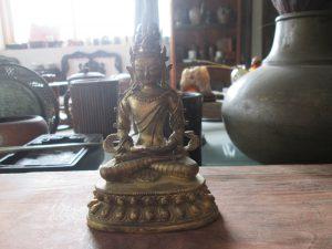 """专业建设博物馆遇见青岛记忆–""""那些年代的金铜佛像""""(四)"""