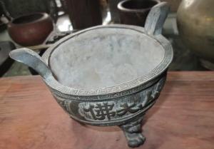 专业建设博物馆遇见青岛记忆之古香炉(六)
