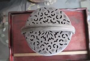 专业建设博物馆遇见青岛记忆之古香炉(八)