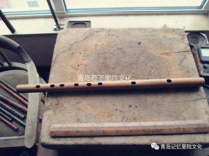 """专业建设博物馆遇见青岛记忆之""""乐器"""""""