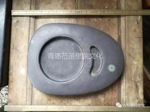 """专业建设博物馆遇见青岛记忆之""""砚"""""""
