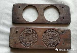 """专业建设博物馆青岛记忆之""""卡花"""""""