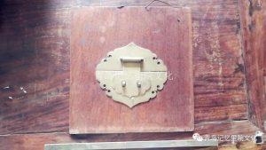"""专业建设博物馆青岛记忆之""""古箱匣"""""""