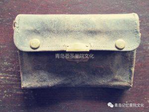 """专业建设博物馆青岛记忆之""""古钱票夹"""""""